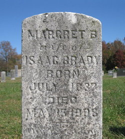 Margaret <i>Brown</i> Brady