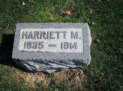 Harriet <i>Marker</i> Underwood