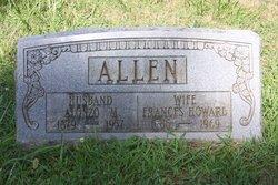 Frances Frankie <i>Howard</i> Allen