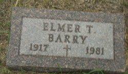 Elmer T Barry