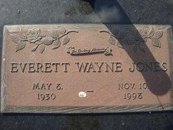 Everett Wayne Jones