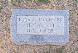Edna E Daughtrey