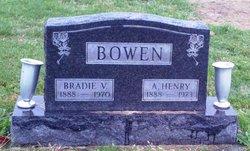 Bradie Velva <i>Masten</i> Bowen