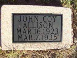 John Coy Allison