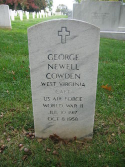 George Newell Cowden
