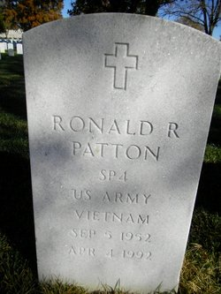 Ronald R. Ron Patton