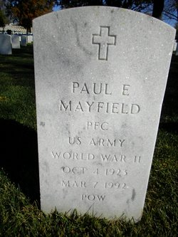 Paul Edward Mayfield