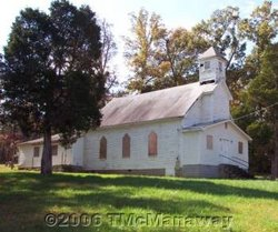 Piney Grove AME Zion Church Cemetery