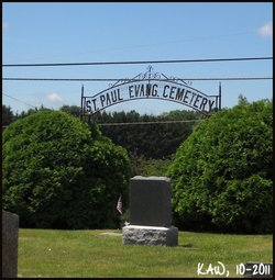 Saint Paul Evangelical Cemetery