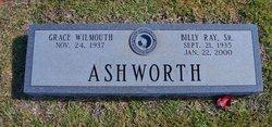 Grace <i>Willmouth</i> Ashworth