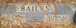 Lillian Violet <i>Hall</i> Bailes