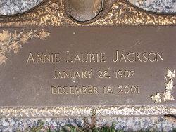 Annie Laurie Jackson