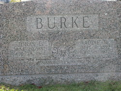 Addie <i>Mimms</i> Burke