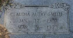 Claudia <i>Autry</i> Smith