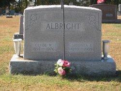 Sidonea Isabelle <i>O'Dell</i> Albright
