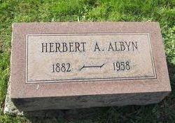 Herbert Arthur Albyn