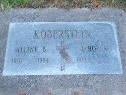 Alline <i>Brock</i> Koberstein