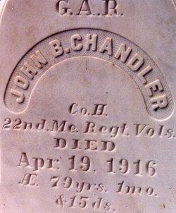 John Buren Chandler