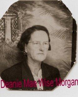 Deanie <i>Wise</i> Morgan