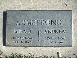 Lydia Ann Kisten <i>Johnson</i> Armstrong