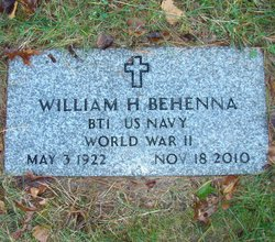 William H. Behenna