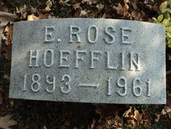 E. Rose Hoefflin