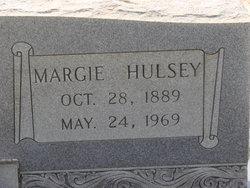Margie <i>Hulsey</i> Carter