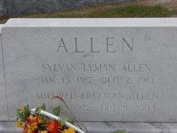 Mildred <i>Freeman</i> Allen