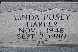 Linda Dianne <i>Pusey</i> Harper