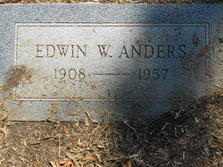 Edwin Willis Anders