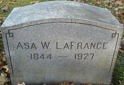 Asa Willis LaFrance