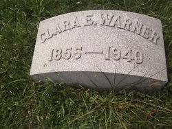 Clara Ellen Callie <i>Conn</i> Warner