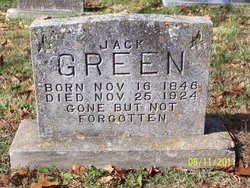 Andrew Jonathan Jack Green