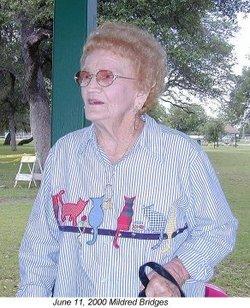 Mildred Mim <i>Gardner</i> Bridges