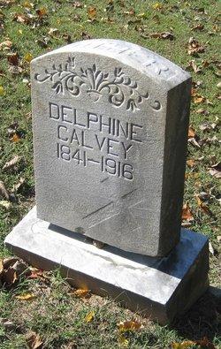 Marie Delphine <i>Gotway (Gothuey)</i> Calvey