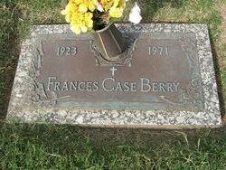 Frances <i>Case</i> Berry