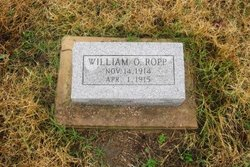 William O Ropp