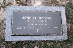 Johnny Barnes