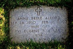 Anna Belle <i>Thrift</i> Alford