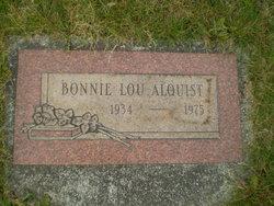 Bonnie Lou <i>Alquist</i> Cargal