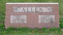 Stella Blanch <i>Everhart</i> Allen
