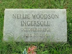 Nellie <i>Woodson</i> Ingersoll