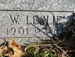 W Leslie Phillips