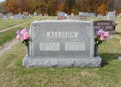 George B Allison