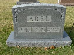 Sarah M Abel