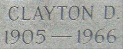 Clayton DeVear Aldrich