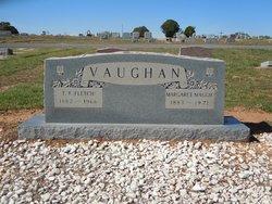 Margaret Susan Maggie <i>Britt</i> Vaughan