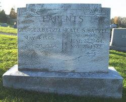 George J Batzel