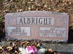 Vurtice C. Vic Albright