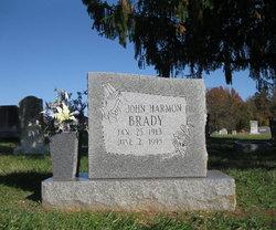 John Harmon Brady
